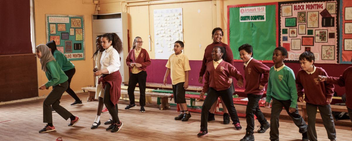 year 5 drama workshop